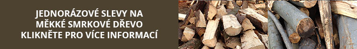 Měkké dřevo - akce