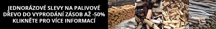 Palivové dřevo - akce